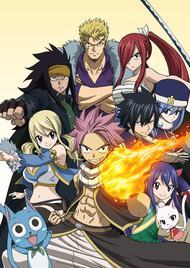 image of anime Fairy Tail