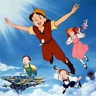 image of anime Peter Pan no Bouken